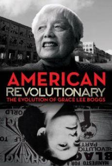 American Revolutionary: The Evolution of Grace Lee Boggs en ligne gratuit