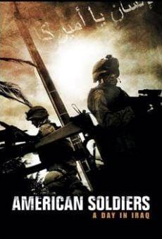 Ver película American Soldiers: un día en Irak