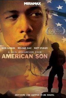 Ver película American Son