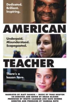 American Teacher on-line gratuito