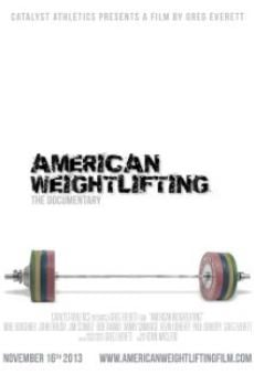 American Weightlifting online streaming