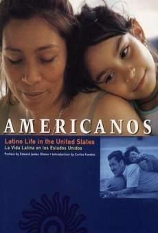Ver película Americanos: La vida latina en los Estados Unidos