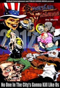 Ver película Amerikan Violence