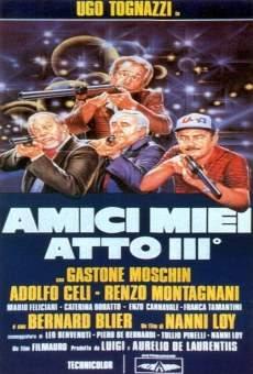 Ver película Amici miei atto III