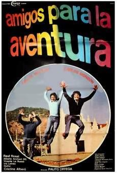 Ver película Amigos para la aventura