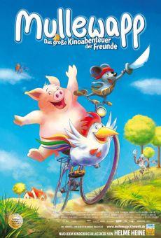 Mullewapp - Das große Kinoabenteuer der Freunde (Friends Forever) online