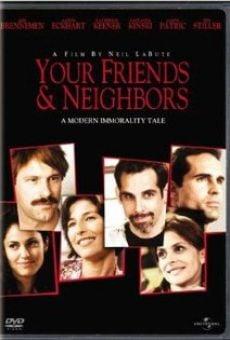 Ver película Amigos y vecinos