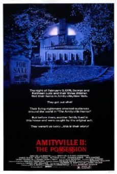 Ver película Amityville II: La Posesión
