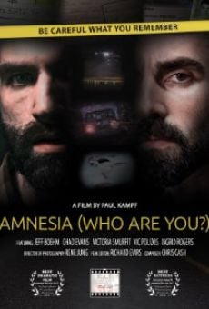 Amnesia: Who Are You? on-line gratuito