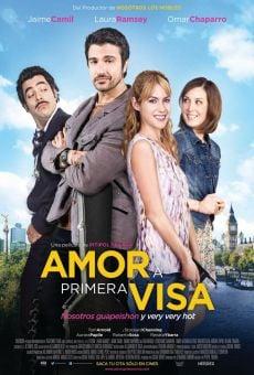 Película: Amor a primera visa