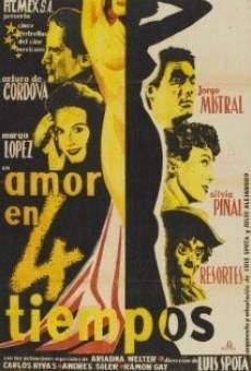 Ver película Amor en cuatro tiempos