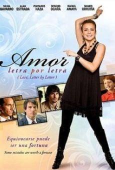 Ver película Amor letra por letra