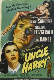 The Strange Affair of Uncle Harry Online Free