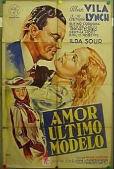 Ver película Amor último modelo