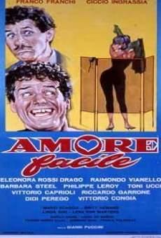 Ver película Amore facile