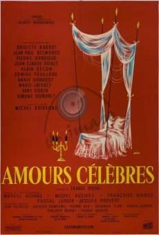 Ver película Amores célebres