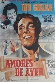 Ver película Amores de ayer