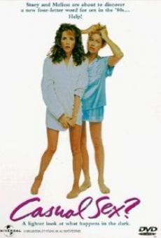 Ver película Amores informales