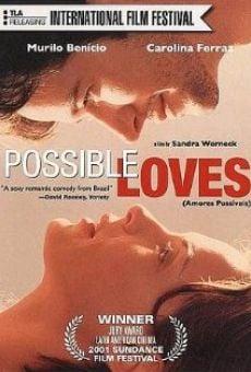 Ver película Amores posibles