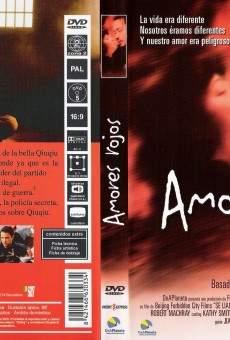 Ver película Amores rojos