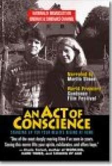 Ver película An Act of Conscience
