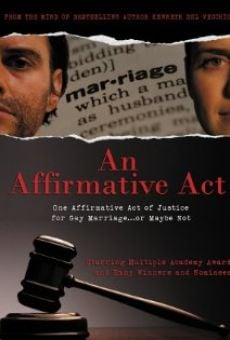 An Affirmative Act online