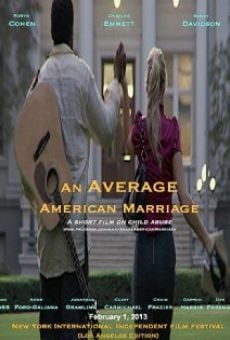 Película: An Average American Marriage