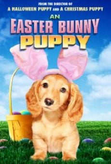 An Easter Bunny Puppy on-line gratuito