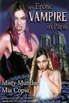 An Erotic Vampire in Paris online