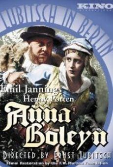 Ver película Ana Bolena