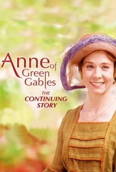 Anne of Green Gables: The Continuing Story online streaming
