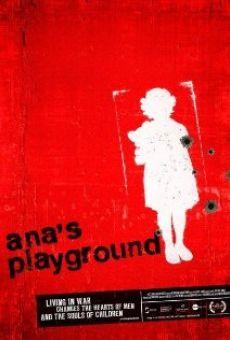 Ver película Ana's Playground