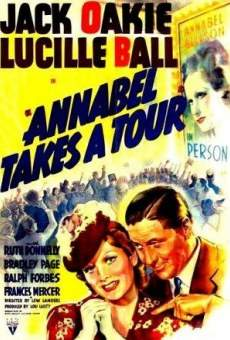 Ver película Anabel y el vizconde