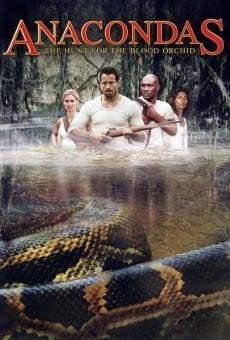 Ver película Anacondas: la cacería de la orquídea sangrienta