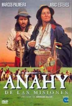 Ver película Anahy de las Misiones
