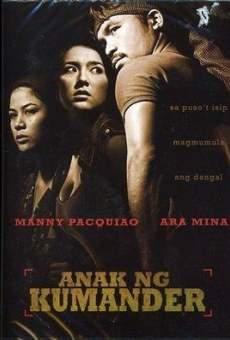 Ver película Anak ng Kumander
