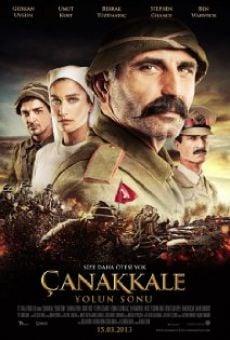 Watch Çanakkale Yolun Sonu online stream