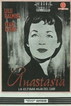 Ver película Anastasia. La última hija del Zar