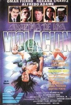 Ver película Anatomia de una violación