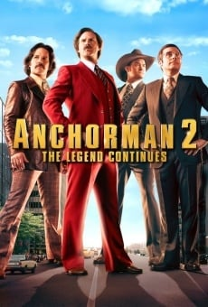 Anchorman 2 online gratis