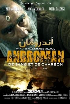 Ver película Androman - De sang et de charbon