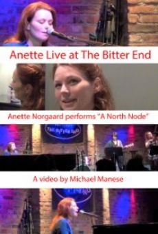 Anette Live at the Bitter End on-line gratuito