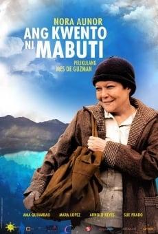 Ang kwento ni Mabuti online kostenlos