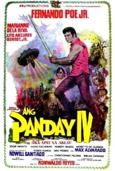 Ang panday IV on-line gratuito