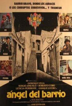 Ver película Ángel del barrio