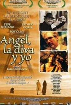 Ver película Ángel, la diva y yo