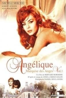 Angélica, marquesa de los ángeles online gratis