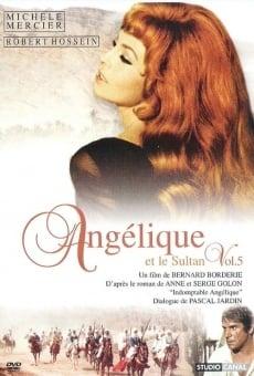 Ver película Angélique et le sultan