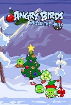 Angry Birds: Wreck the Halls on-line gratuito