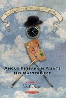 Angus Petfarkin Paints His Masterpiece online free